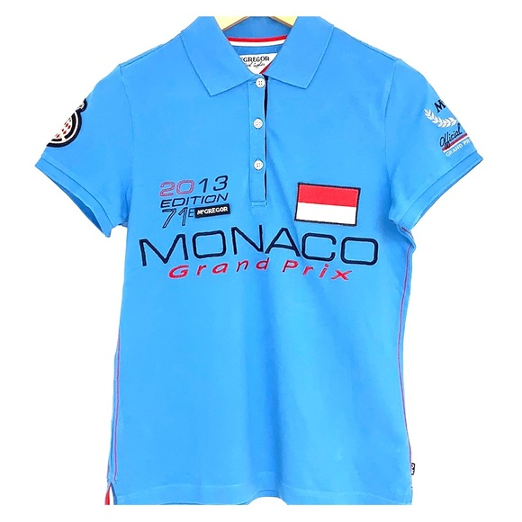 Formula Racing Monaco Formula Racing Polo